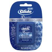 ORAL-B GLIDE 3DWHITE SCOPE FLOSS - RADIANT MINT (35M)