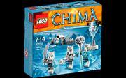 Đồ chơi Lego 70230 – Bộ tộc gấu trắng