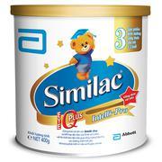 Sữa bột Similac IQ 3 Hương vani 400g