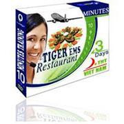 Tiger Restaurant_Phần mềm quản lý nhà hàng