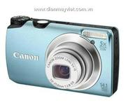 Máy ảnh Canon A3200 Blue