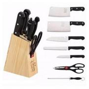 Bộ dao kéo nhà bếp hợp kim inox