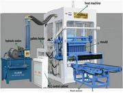 Dây chuyền sản xuất gạch không nung QT4