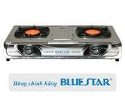 Bếp gas hồng ngoại BlueStar NS-720C (Trắng)