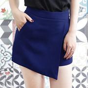 Quần Váy Đắp Vạt Xéo Hot Trend