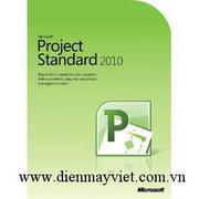 Project 2010 32-bit/x64 English Intl DVD (Z9V-00008)