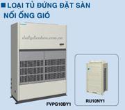 Điều hòa  DAIKIN  FVPG10BY1/RU10NY1