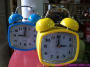 Đồng hồ báo thức hai chuông tiện dụng DHDB27