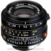 Leica 35mm f/2.0 Summicron M Aspherical Manual Focus Lens (6-Bit)