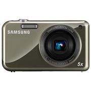 Máy ảnh Samsung PL120 14.2 Mp màu bạc