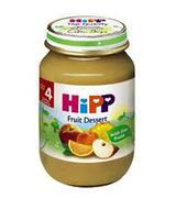 Dinh dưỡng đóng lọ hoa quả tráng miệng Hipp 4+