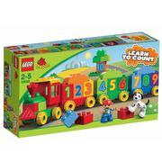 Đồ chơi Lego Duplo 10558 - Xe lửa học số
