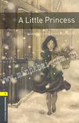 A Little Princess (Oxford Bookworms Library, Stage 1 - 400 headwords) - Kèm 1 CD