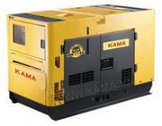 Máy phát điện KAMA KDE 10T