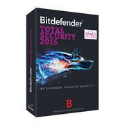 Phần mềm diệt virus Bitdefender Total Security 2015 1u/1y