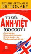 Từ Điển Anh - Việt  ( 100.000 Từ)