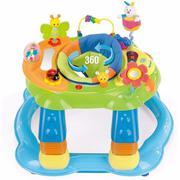 Xe tập đi có đồ chơi 3 in 1 brevi giocagiro - BRE551
