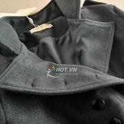 Áo măng tô dạ phong cách thời trang Hàn Quốc GT1001