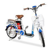 Xe đạp điện i-CITY  Xanh