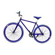 Xe đạp BMX Fix 4p Single Speed (Xanh dương đậm) TTCO - 380_xanhmuc