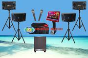 Bộ dàn karaoke gia đình HO 09