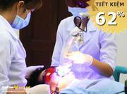 Tẩy trắng răng bằng công nghệ đèn Plasma tại nha khoa Tâm Đức