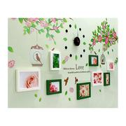 Bộ khung ảnh treo tường nụ tầm xuân 2 BinBin KA029 (Nhiều màu)