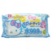 Giấy ướt nước tinh khiết 99,9% LEC Hello Kitty SS237