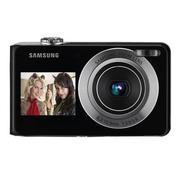 Máy ảnh Samsung PL100 12.4 Mp viền  bạc