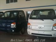Bán xe tải 1T Hyundai H100 nhập khẩu mới 100%, giá cạnh tranh