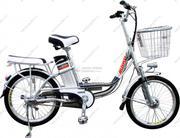 Xe đạp điện Hitasa inox 20