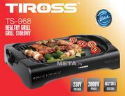 Vỉ nướng điện để bàn Tiross TS968