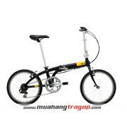 Xe đạp gấp Tern Link C7 BLK- YLW