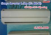 Điều hòa MÁY LẠNH CŨ INVESTER GAS410