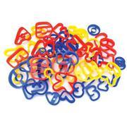 Bộ 50 cutter hình số & chữ cái (515)