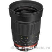 Bower 35mm f/1.4 Lens for Nikon     Mfr# SLY3514N