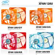 Deep Cool XFAN 120L/RED