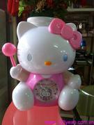 Đồng hồ báo thức kitty đáng iu tiện dụng DHDB31