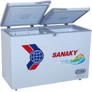 Tủ động Sanaky VH 3699W1 360 lít, 2 ngăn