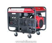 Máy phát điện Hùng Vương động cơ Honda HV13000 GX