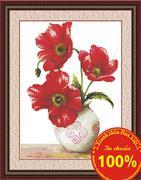 Bình hoa Poppy