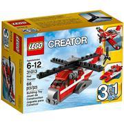 Đồ chơi Lego Creator 31013 - Siêu tốc đỏ