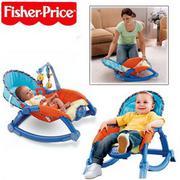 GHẾ RUNG FISHER PRICE – P0107