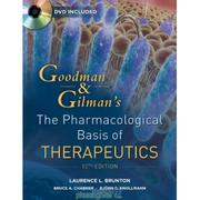 Goodman and Gilman's The Pharmacological Basis of Therapeutics (12th Edition)
