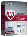 McAfee LiveSafe™ bản quyền 1 năm cho 1 user và 5 devices