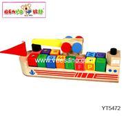 Bộ xếp hình tàu thuỷ(có nam châm) Benho [YT5472]