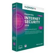 Phần mềm diệt virus Kaspersky Internet Security 5PC (Xanh)