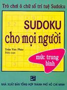 Sudoku Cho Mọi Người - Mức Trung Bình  (Trò Chơi Ô Chữ Số Trí Tuệ Sudoku) Sudoku Phương Pháp Rèn Luy...