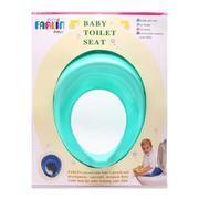 Ghế lót cho bé ngồi toilet màu xanh ngọc Farlin