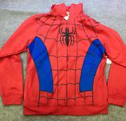 Áo Khoác Bé Trai Spiderman size 12-14t